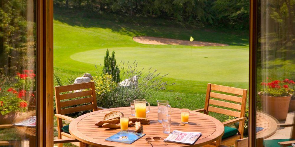 Package Golf B&B, offre limitée Formule golf et vacances avec petit-déjeuner