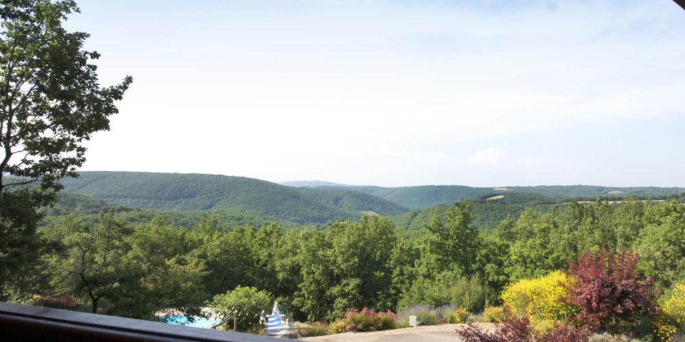 Résidence type Vallée - terrasse
