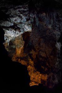 perçu de grottes dans le Lot