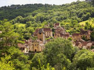 Autoire - Vallée de la Dordogne