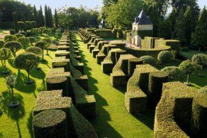 Les jardins d'Eyrignac - Périgord Noir